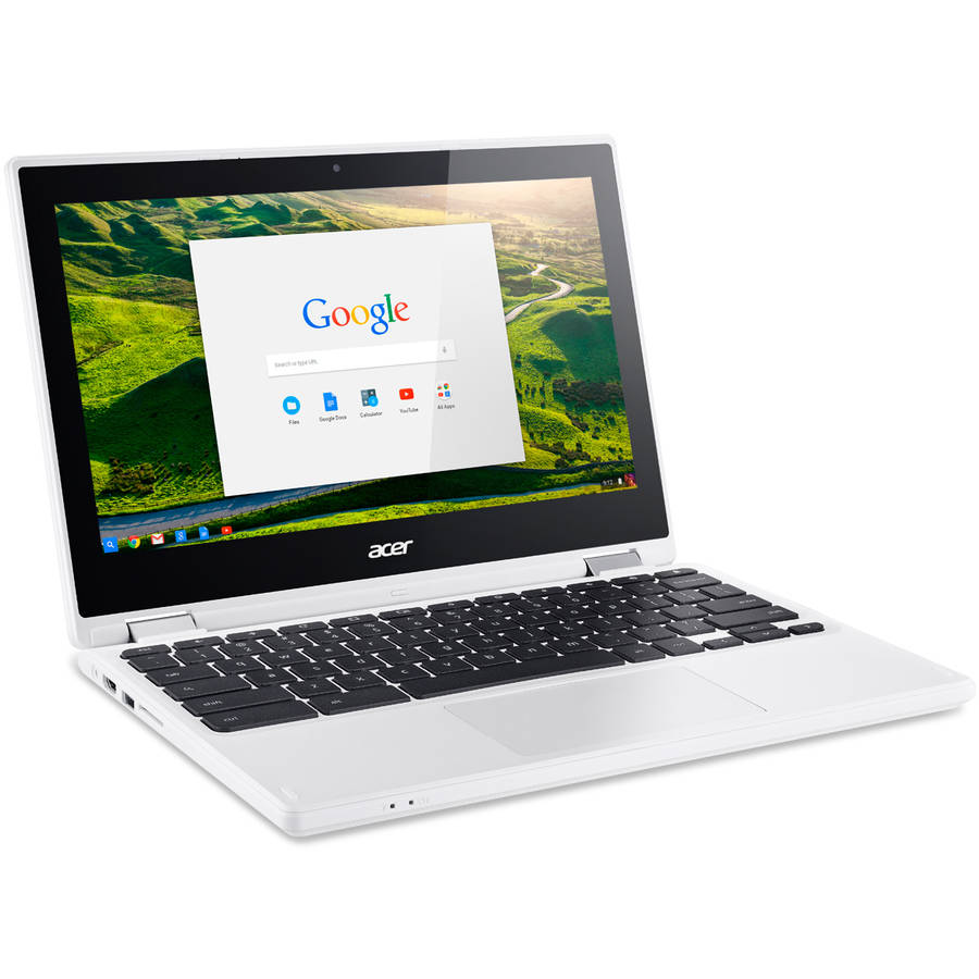Acer Chromebook R11 CB5-132T-C67Q Touch screen Chromebook with Intel Celeron N3060 Processor, 11.6u0022 IPS Multitouch screen 4GB Memory, 32GB SSD and Google Chrome OS