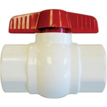 Aquascape 98144 Plumbing 1 2 And Barbed Ball Valve For Pond Water Feature Waterfall Landscape And Garden