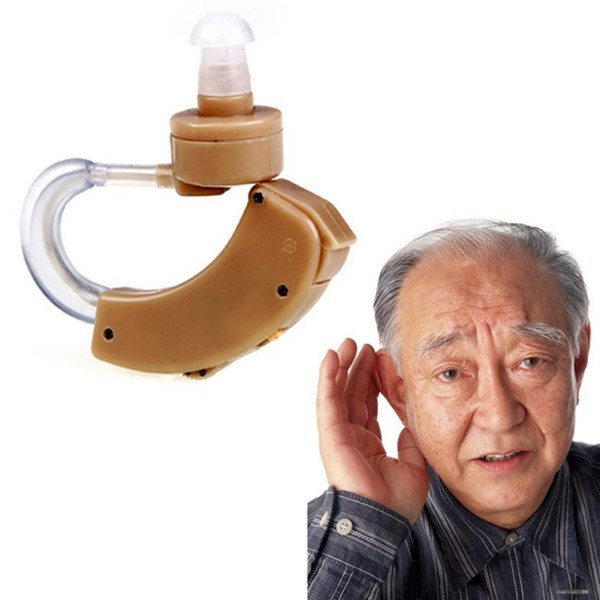Marainbow Digital Tone Hearing Aids Aid Behind The Ear Sound Amplifier Adjustable