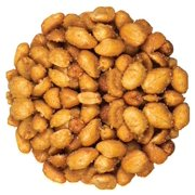 Honey Roasted Peanuts, (15 Pounds)