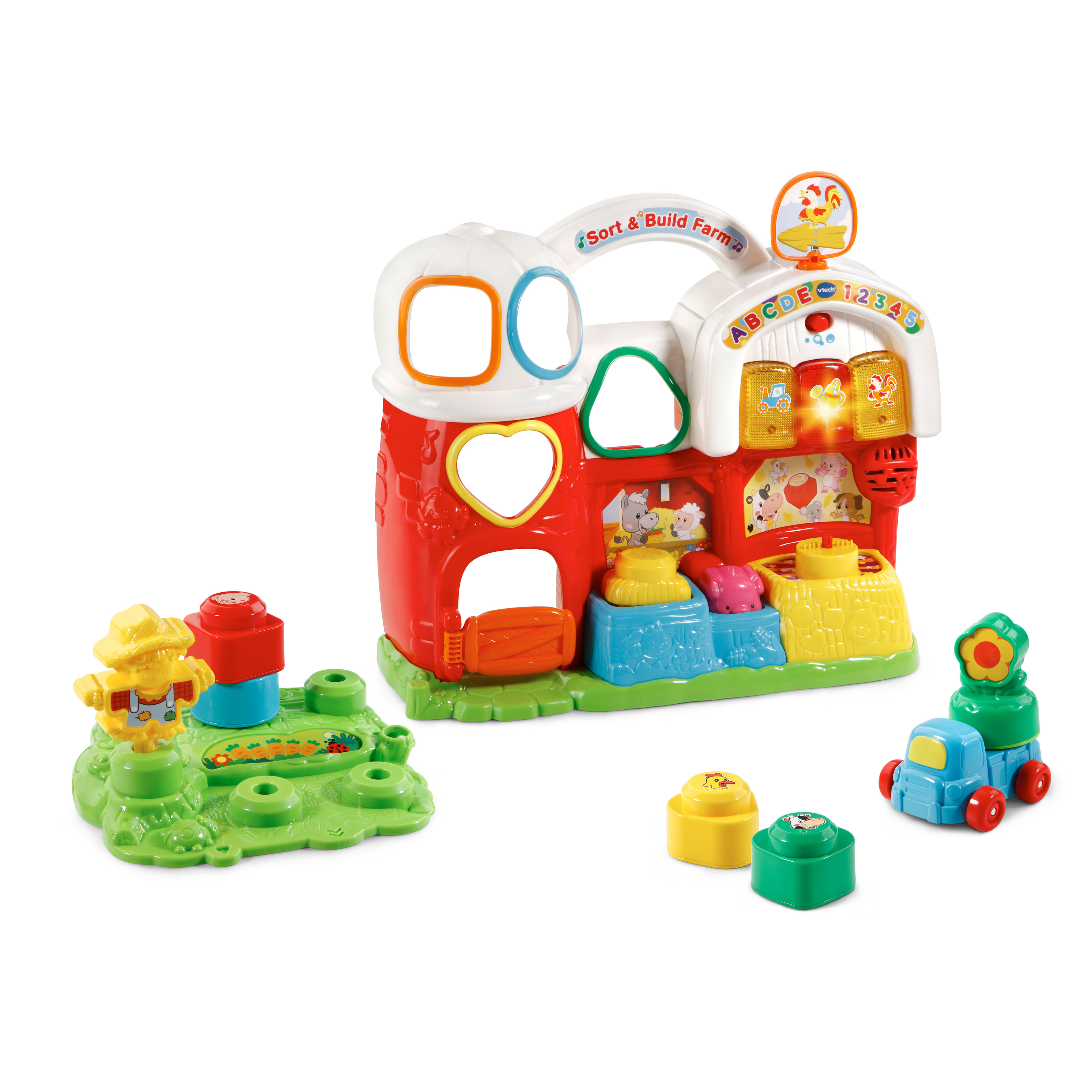 VTech Sort & Build Farm by VTech%C2%AE