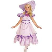 Purple Southern Belle Kids Costume