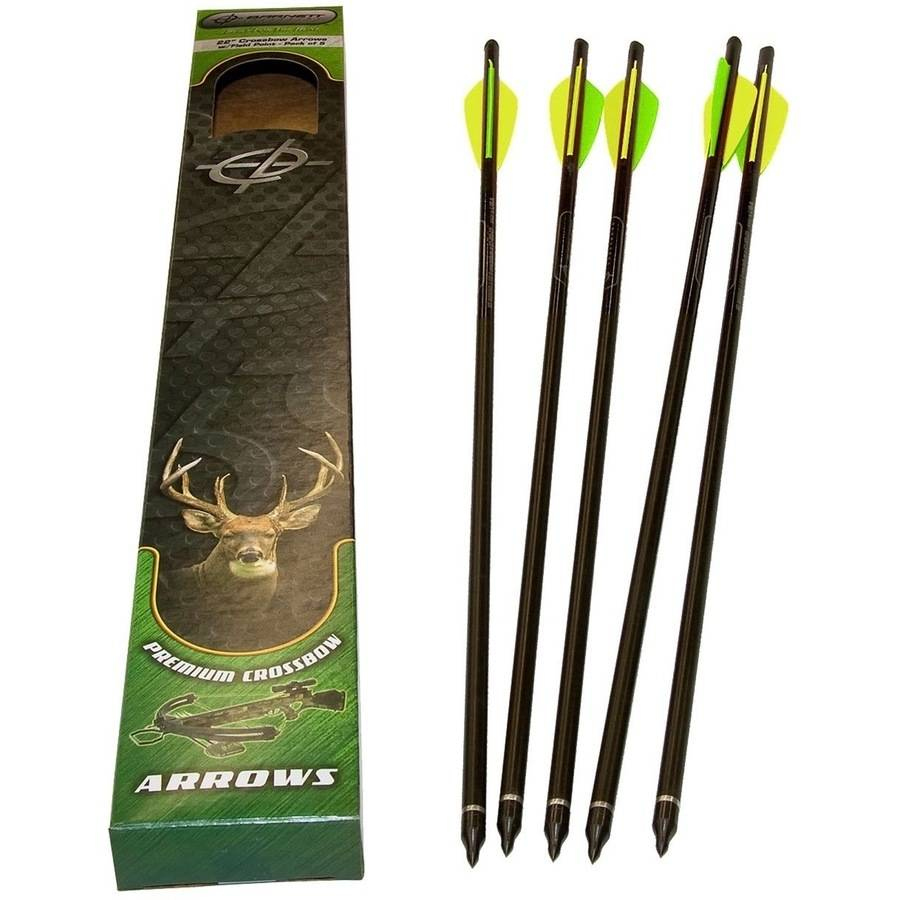 Barnett Arrows with Field Point 20 Inch 5 Pack, 16075