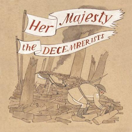 Her Majesty the Decemberists (Vinyl)