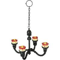 Occasions Light-up Chandelier Halloween Decoration Deals