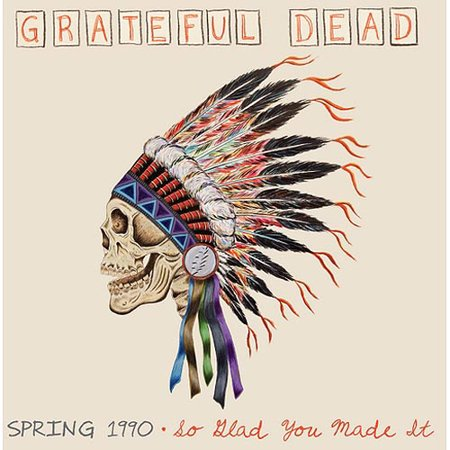 Grateful Dead - Spring 1990: So Glad You Made It [CD]