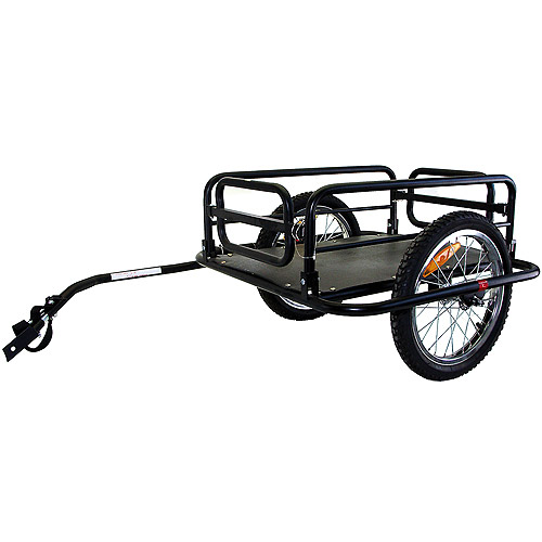 Foldable Luggage Trailer