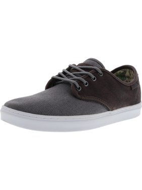 fe44c18ca73e Product Image Vans Ludlow Desert Cowboy Pewter   White Ankle-High Fabric Skateboarding  Shoe - 8M 6.5