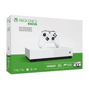 Microsoft Xbox One S 1TB All-Digital Edition, White, NJP-00024