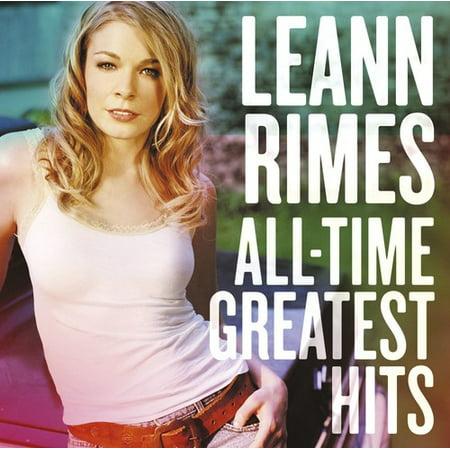Leann Rimes   All Time Greatest Hits  Cd