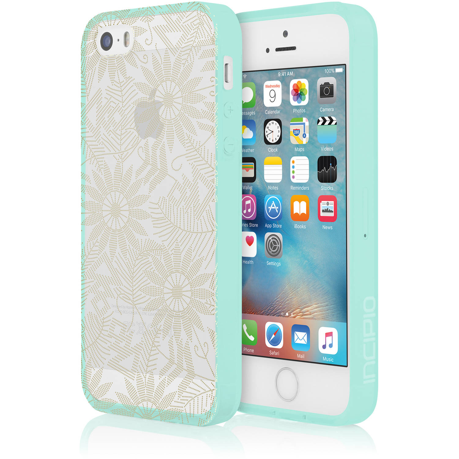 Incipio Design Series Beaded Daisy Case for Apple iPhone 5/5s/SE