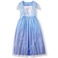 Girls' Disney Frozen 2 Fantasy Gown Pajamas (Little Girl & Big Girl)