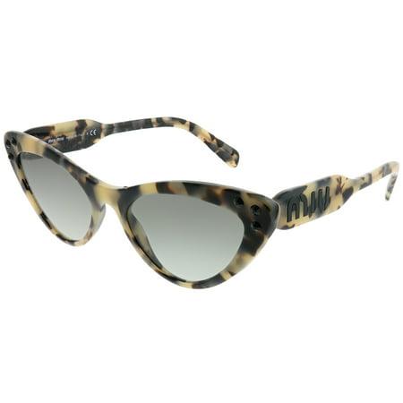 Miu Miu  MU 05TS KAD3M1 Womens  Cat-Eye (Miu Miu Acetate Sunglasses)