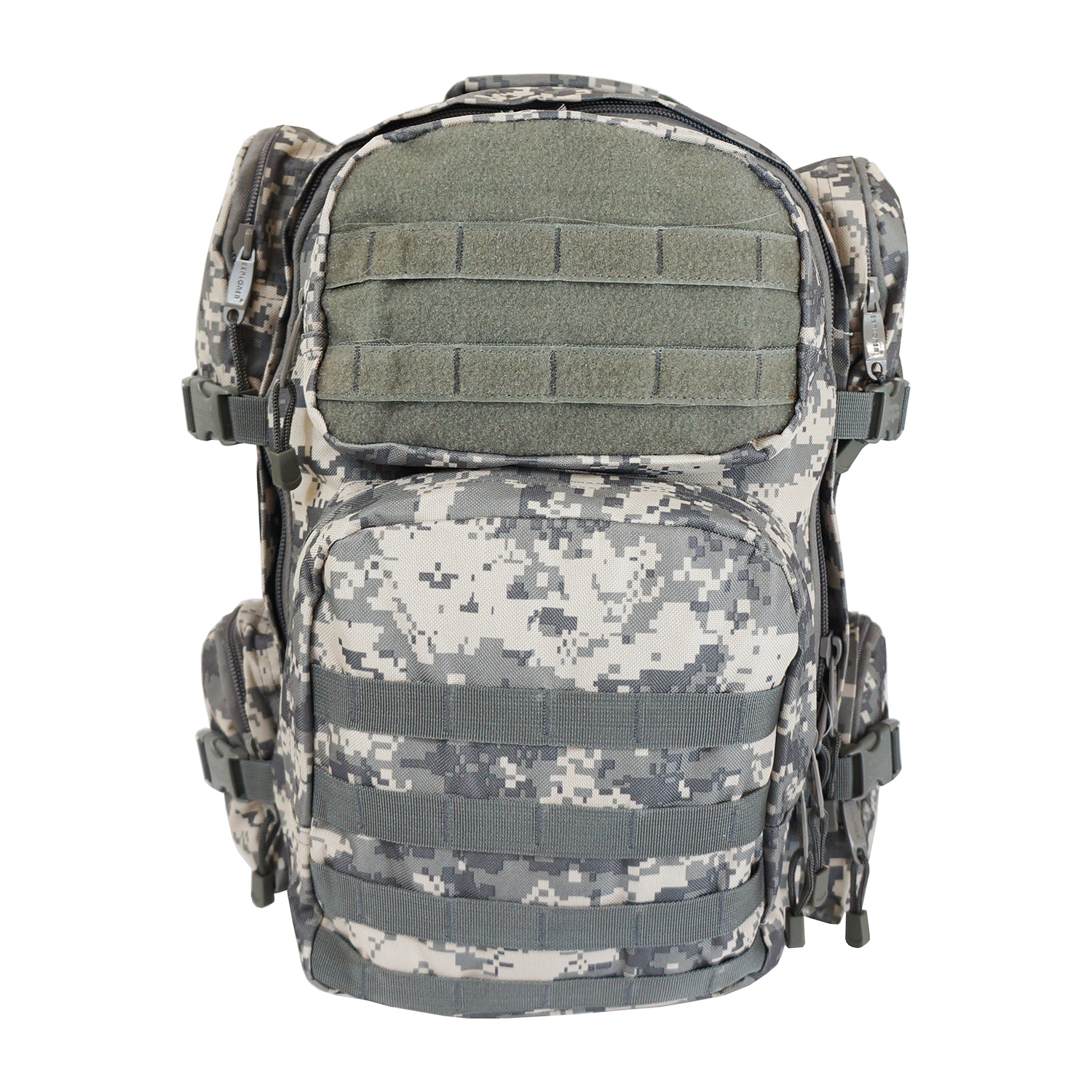 Every Day Carry Tactical Barrage Bag Day Pack Backpack with Molle Webbing - ACU