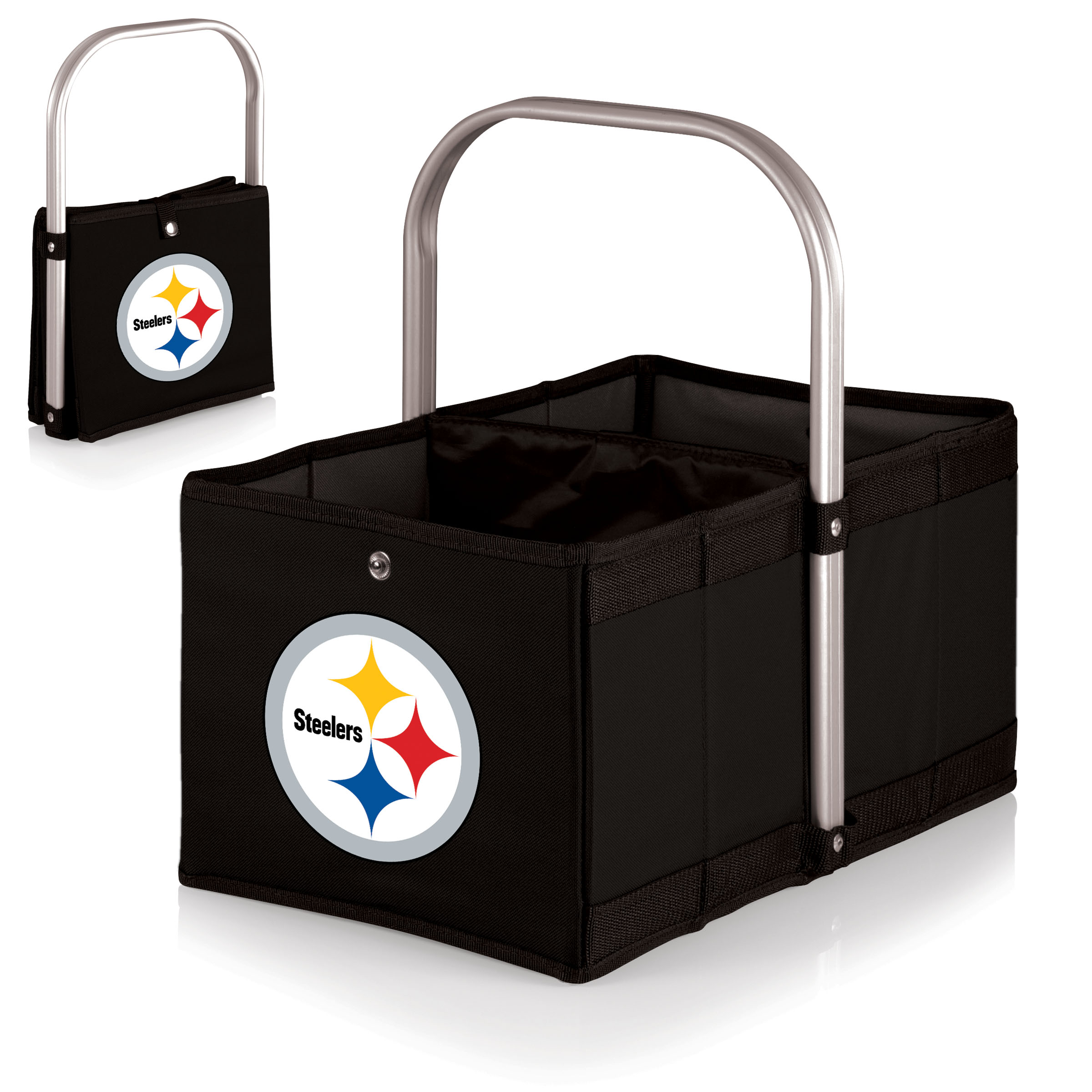 Pittsburgh Steelers Urban Basket - Black - No Size