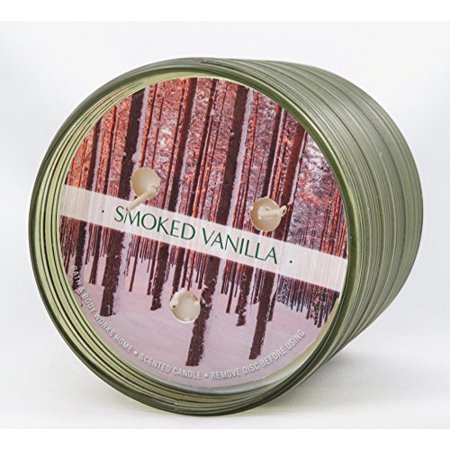 Bath and Body Works 3-wick Candle 2016 Edition Smoked Vanilla - image 1 de 1