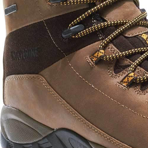 Men's Wolverine Blackledge LX Steel Toe Waterproof Sport Hiker