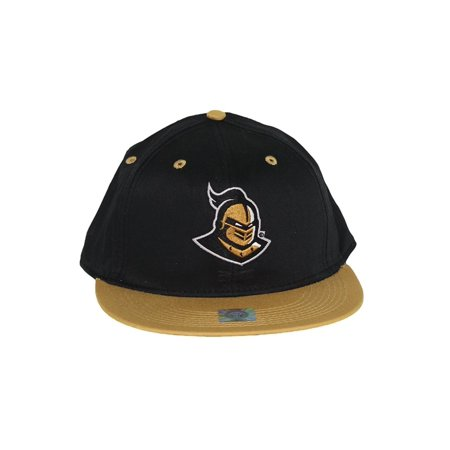 Ufo Cap - Capsmith UFC University of Central Florida Golden Knights Embroidered Cap Black