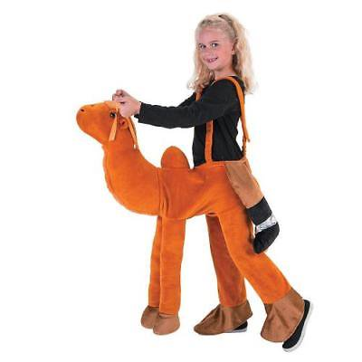 IN-13780772 Kid's Plush Ride-a-Camel Costume 1 Piece(s) (Camel Costume For Adults)