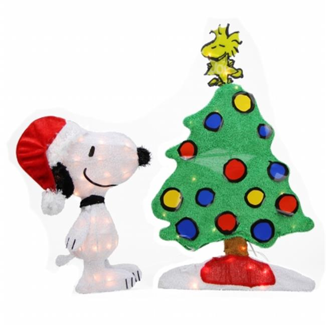 Northlight Seasonal 31742662 Pre-Lit -D Peanuts Snoopy an...