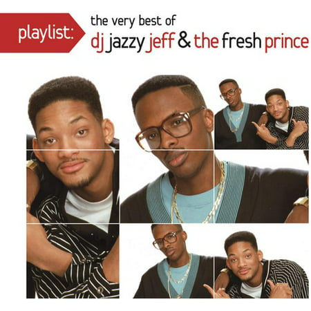 Playlist: The Very Best of DJ Jazzy Jeff & Fresh (Best Dj Record Bag)