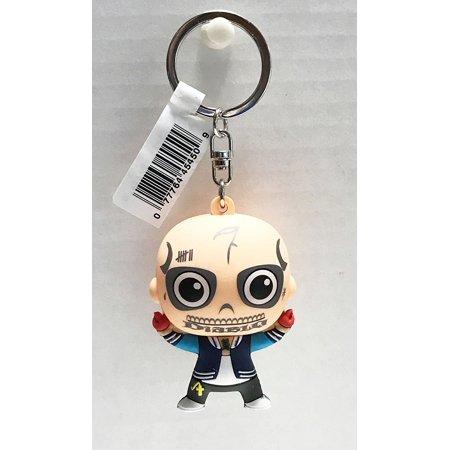 Suicide Squad DC Figural Keyring Keychain Diablo