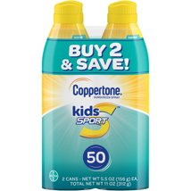Sunscreen & Tanning: Coppertone Kids Sport