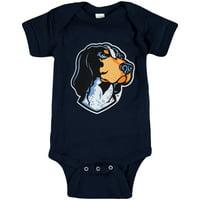 Tennessee Volunteers Infant Big Logo Bodysuit - Navy