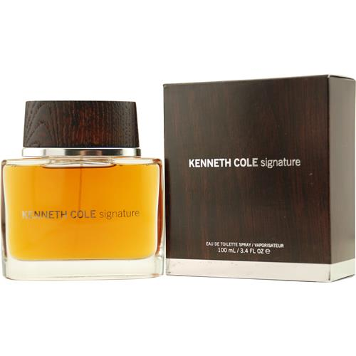 Kenneth Cole Signature Edt Spray 3.4 Oz By Kenneth Cole