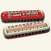 Learn To Play Harmonica - Music by Schylling (LPH)