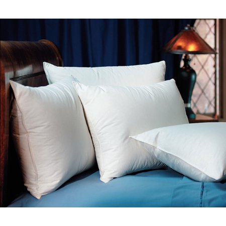 Pacific Coast Euro Rest Featherbed - 2 Pacific Coast Double Down Surround King Pillows Found at Ritz-Carlton Hotels