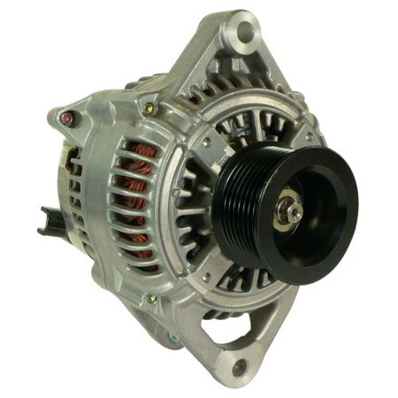 (DB Electrical AND0071 New Alternator For 5.9L 5.9 Dodge Ram 94 95 96 97 98 1994 1995 1996 1997 1998 13302, 5.9L 5.9 Dodge D/W Series Pickup 90 91 92 93 1990 1991 1992 1993 BAL6510X ND121000-4080 13302)