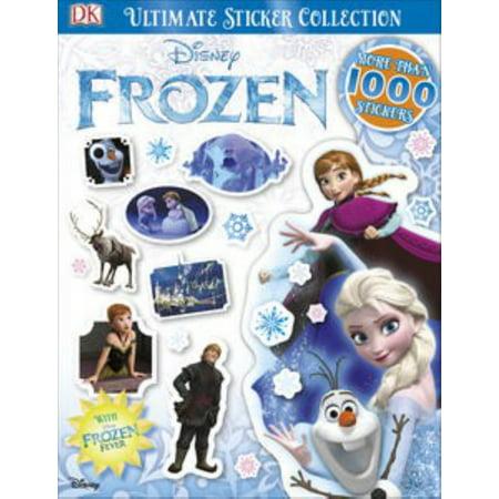 FROZEN USC BU C&A (Frozen Stickers)