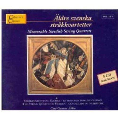 Swedish String Quartets / Various