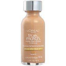 Face Makeup: L'Oreal Paris True Match Super-Blendable Makeup