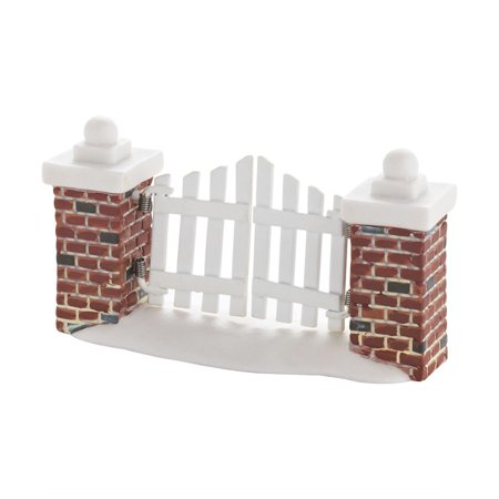 Department 56 Village Accessories 4033843 Picket Lane (Village Gate Accessory)