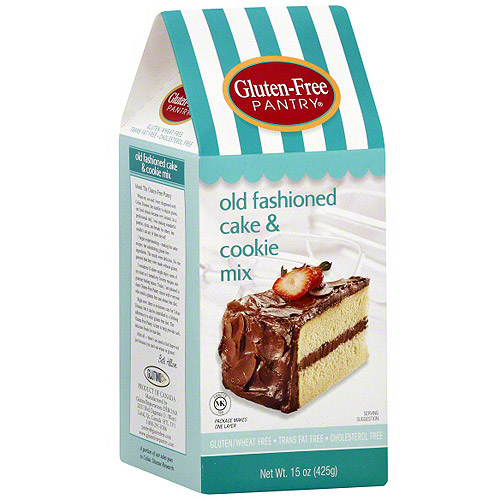 Gluten-Free Pantry Old Fashioned Cookie Mix, 15 oz (Pack of 6)