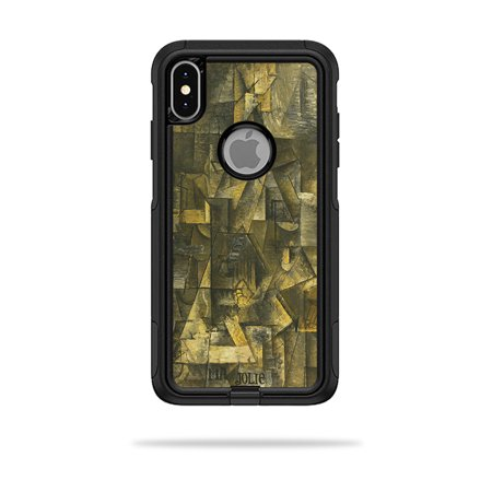 Skin for OtterBox Commuter iPhone XS Max Case - Ma Jolie   Protective, Durable, and Unique Vinyl Decal wrap cover   Easy To Apply, Remove, and Change (Jolie Style)