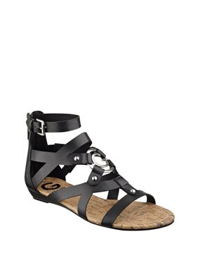 75846e02ef31fa Product Image G by GUESS Women s Jackman Sandal (7 B(M) US