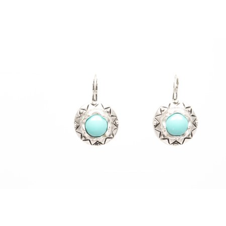 Turquoise Dangle Fashion Earrings