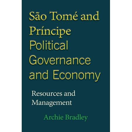 Sao Tome and Principe Political Governance and Economy - (Sao Tome And Principe On Africa Map)