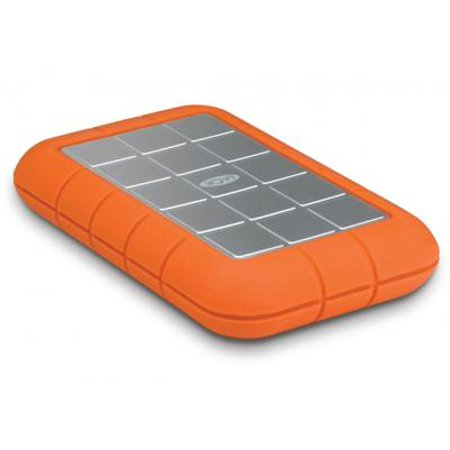 - LaCie 2TB 2x Firewire 800 Rugged Triple Interface USB 3.0,USB 2.0 Hard Disk Model 9000448