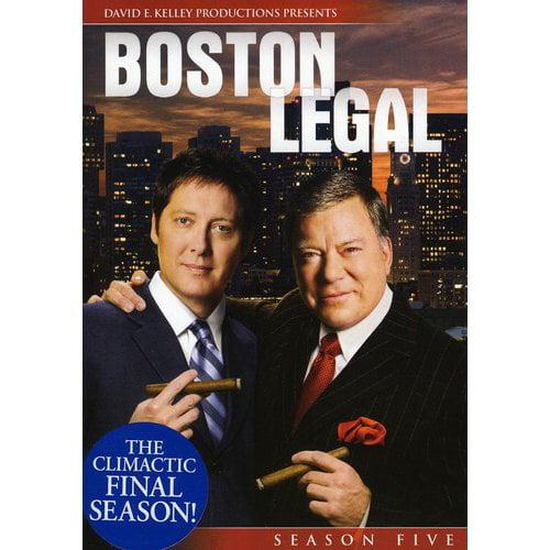 Boston Legal: Season Five (Widescreen)