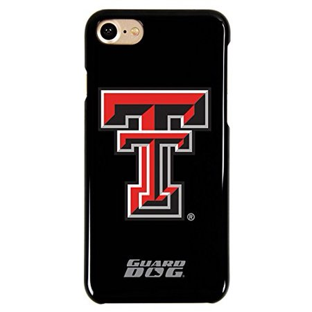 Texas Tech Red Raiders Case for iPhone 7/8 - Black ()