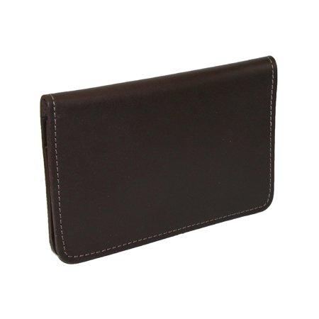148de275f88e Leather Top Stub Checkbook Cover
