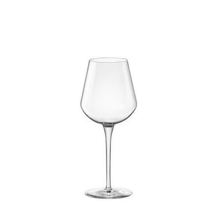 Bormioli Rocco Glass Pilsner Glass - Bormioli Rocco InAlto Uno 6-Piece Glass Assorted Glassware Set (Set of 6)
