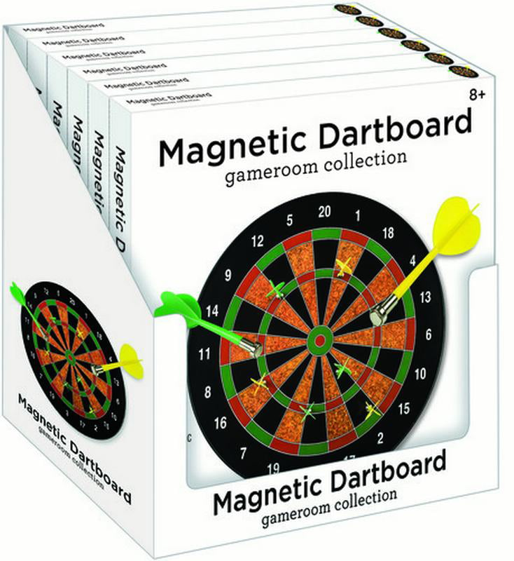 """16"""" Magnetic Dartboard (One unit per order) by Westminster"""