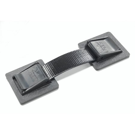 Safety Straps Equipment Straps Black (2-Pack)