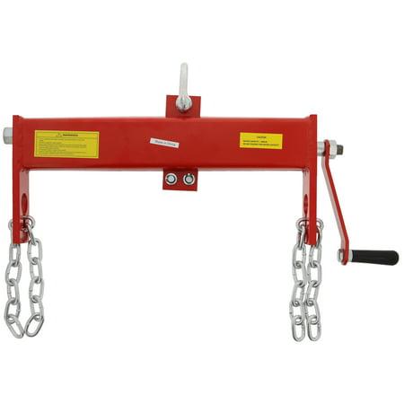 Dragway Tools 2 Ton Load Leveler for Engine Hoist Shop Crane Cherry Picker Lift (Cherry Picker Engine Hoist)