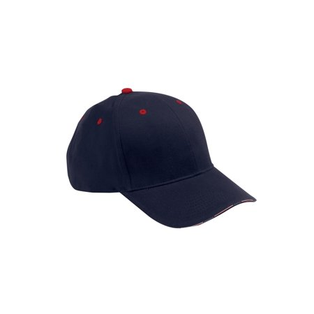 A Product of Adams Patriot Cap - NAVY/ RED - OS [Saving and Discount on bulk, Code Christo] - Ting Discount Code